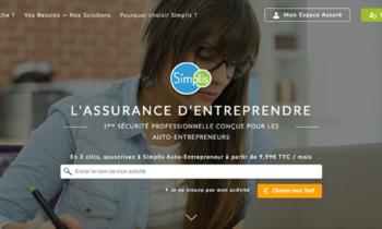 Une assurance pour les auto-entrepreneurs: SIMPLIS